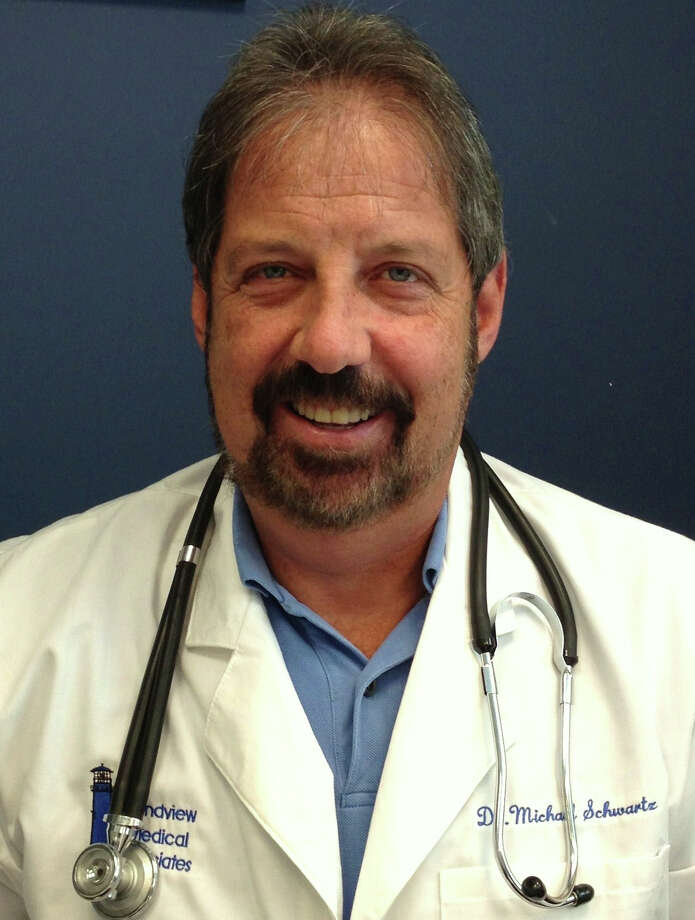 Dr. Michael Schwartz Photo: Contributed Photo / Darien News