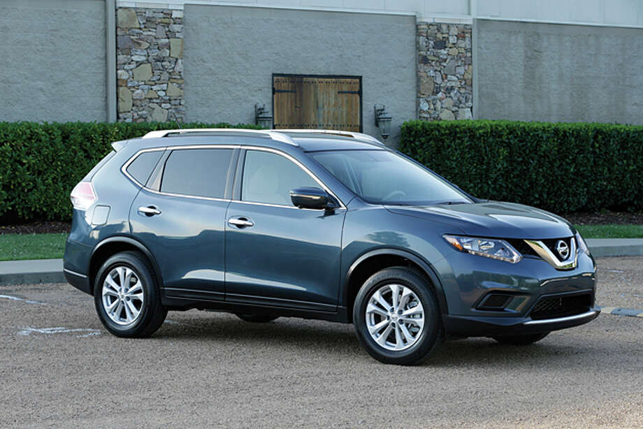 2014 Nissan Rogue SV AWD: While still classified as a small crossover, new design makes it feel more like a midsize inside. Now offers three-row seating. MSRP: $ 22,790 (FWD S) - $25,840 (AWD SV) - As Tested: $29,485. Read full review. Photo: Nissan / © 2013 Nissan