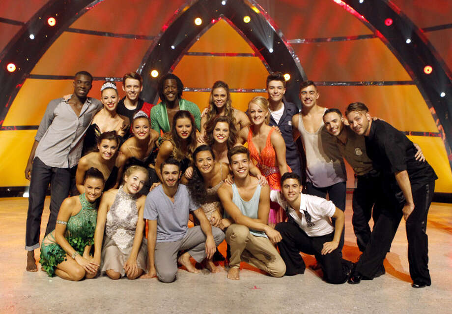 SO YOU THINK YOU CAN DANCE: The top 20 contestants on SO YOU THINK YOU CAN DANCE airing Wednesday, July 2 (8:00-10:00 PM ET/PT) on FOX. ©2014 FOX Broadcasting Co. Cr: Adam Rose / 1