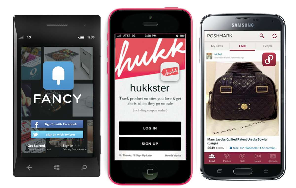Apps for savvy shoppers.
