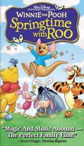 """Winnie the Pooh: Springtime with Roo"" – Spring has sprung, and baby Roo is excited to get out and explore and make new friends. But Rabbit seems preoccupied with spring cleaning, instead of embracing his usual role of playing Easter Bunny.