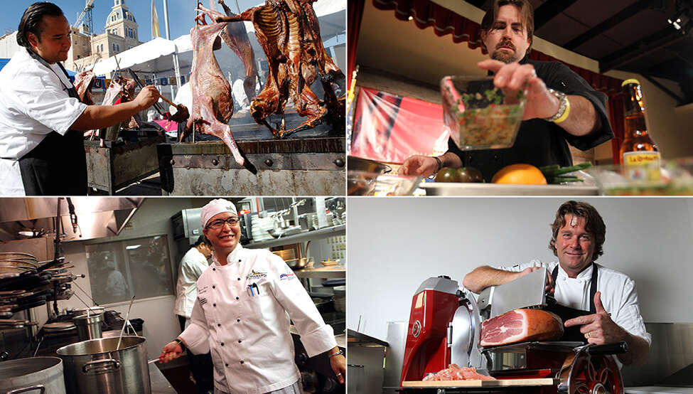 The Alamo City has gotten a lot of love recently from many national magazines and publications. Wine Enthusiast magazine named San Antonio a top foodie destination last week, which got the San Antonio Express-News Taste Team thinking, who are San Antonio's top chefs? Here's our list of the city's culinary kings and queens, in no specific order.