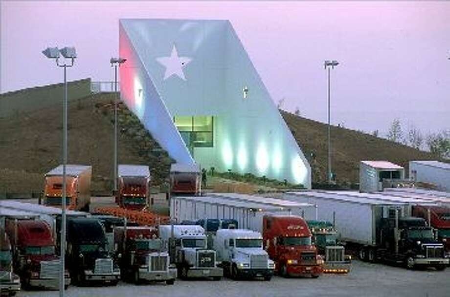 Gray County SRA Photo: Texas Department Of Transportation
