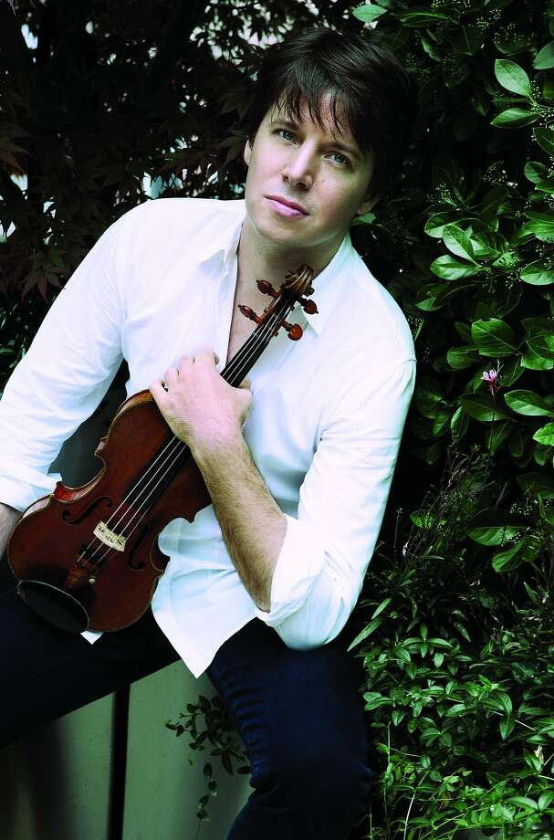 Violinist Joshua Bell opens Napa Valley's Festival del Sole with a performance Friday at Calistoga's Castello di Amorosa. Photo: Lisa Marie Mazzucco
