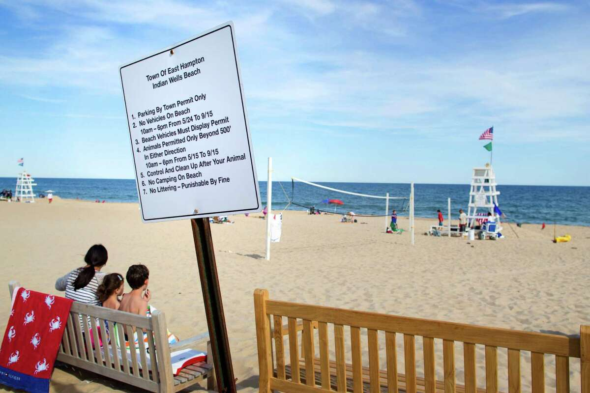 Amagansett, N.Y., and East Hampton are also beautiful beach towns on the South Shore of Long Island which neighbor Montauk. To avoid pricey hotel and motel rates, try renting a condo or house on AirBnB!