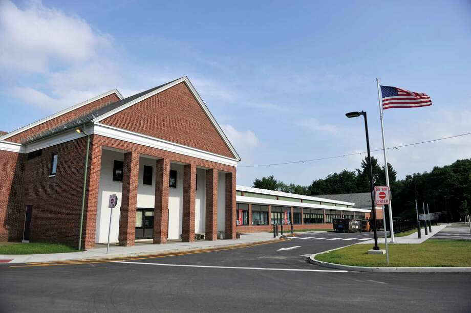 Park Avenue Elementary School, Danbury, Conn. Thursday, July 3, 2014. Photo: Carol Kaliff / The News-Times