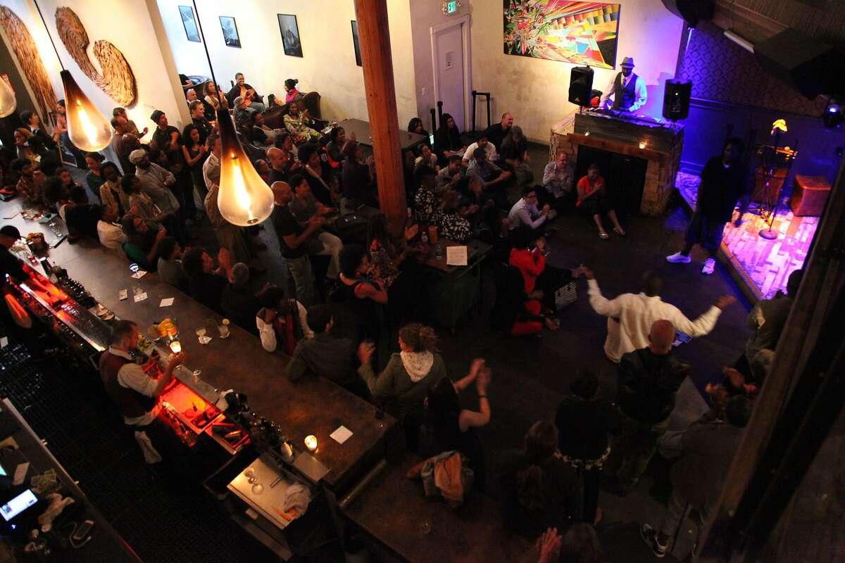 Beast Crawl event at ERA Art Lounge