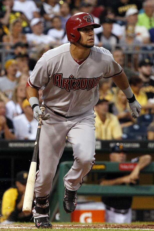 Peralta's home run in the sixth inning accounted for three of his four RBIs. Peralta went 3-for-5 with two runs. Photo: Gene J. Puskar, Associated Press