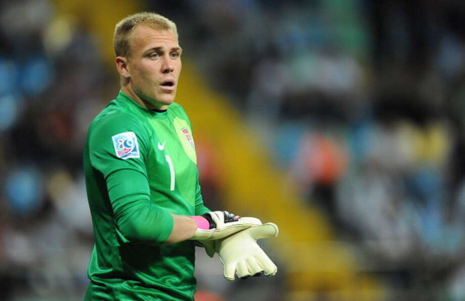 Goalkeeper Cody Cropper Age in 2018: 25 Photo: Steve Bardens-FIFA, FIFA Via Getty Images / 2013 FIFA