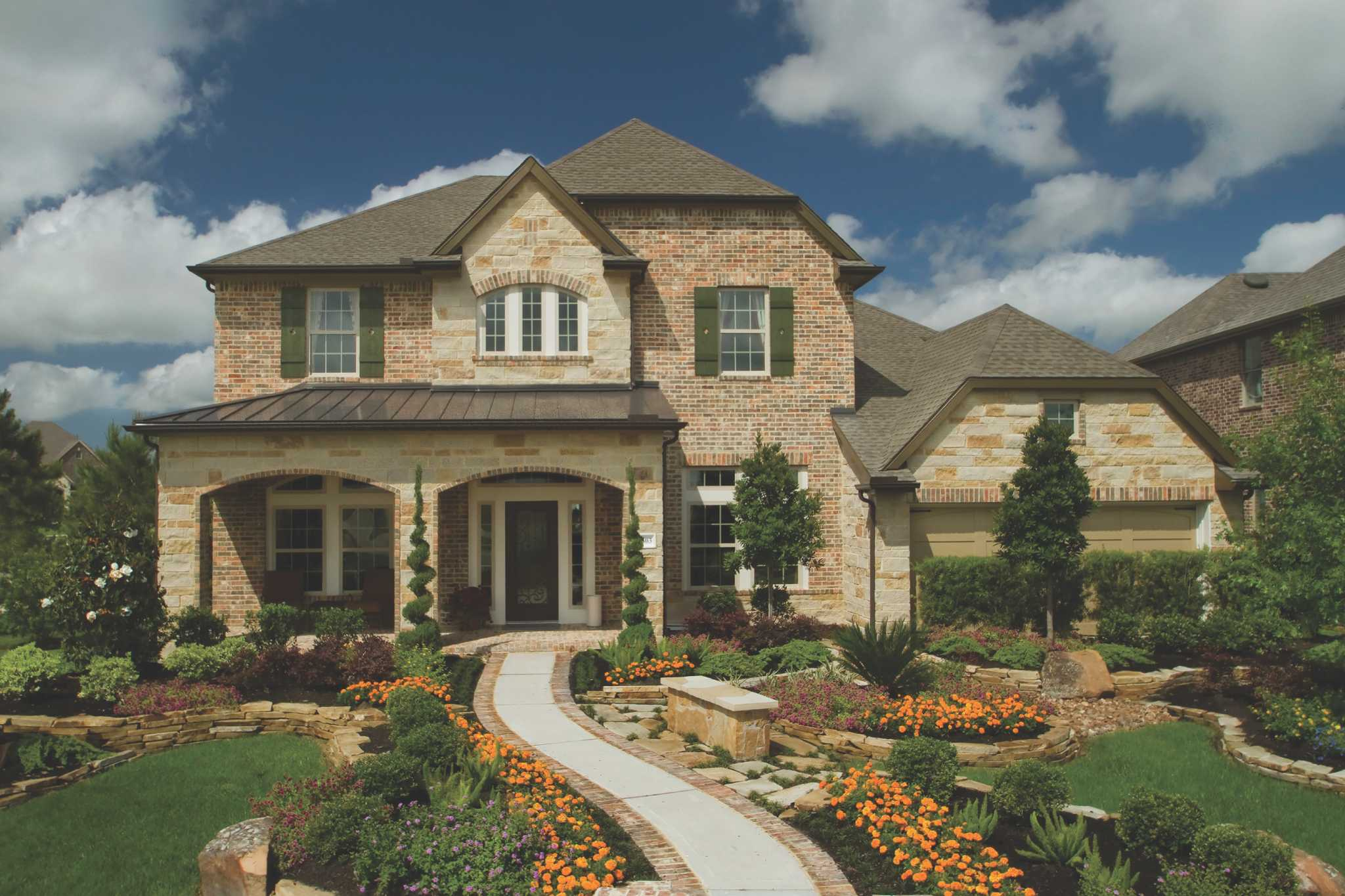 David Weekley Homes Sets Selection In The Falls Houston