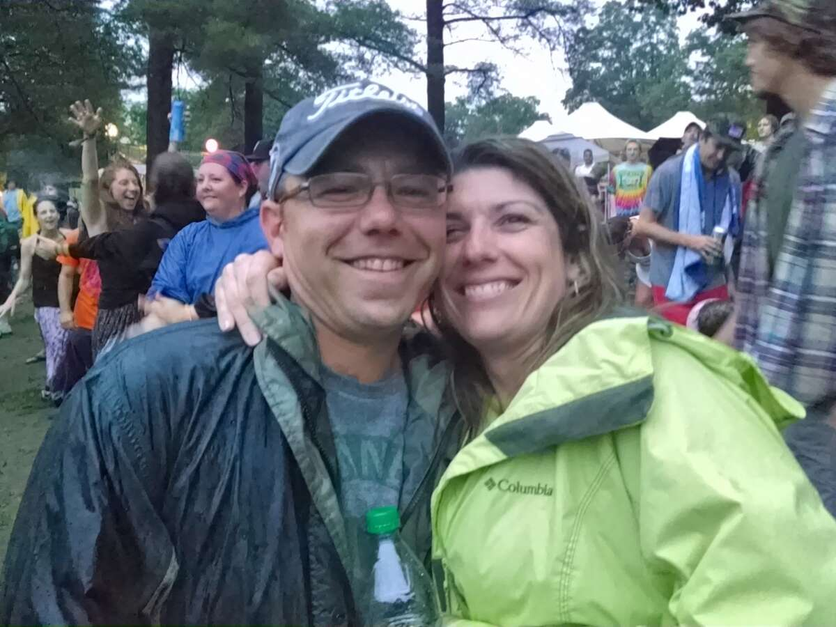 Were you Seen at the first night of the three-show Phish concert at SPAC in Saratoga Springs on Thursday, July 03, 2014?