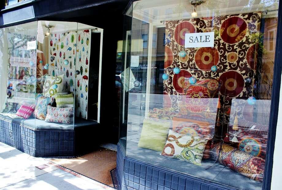 Satin Moon Fabrics Photo: Stephanie Wright Hession, Special To The Chronicle