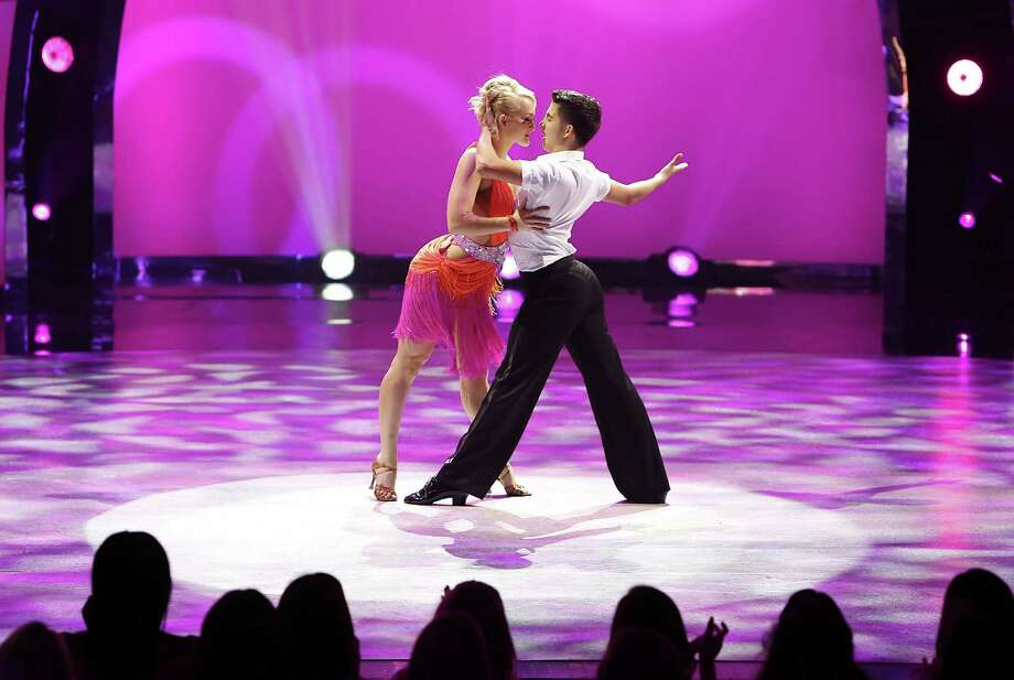 "Tanisha Belnap and Nick Garcia are top 20 finalists this season on ""So You Think You Can Dance."" / 1"