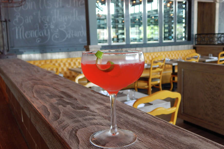 The Texas Whisper is among the new summer cocktail offerings at Bradley's Fine Diner. Photo: Dick Dace / Dick Dace