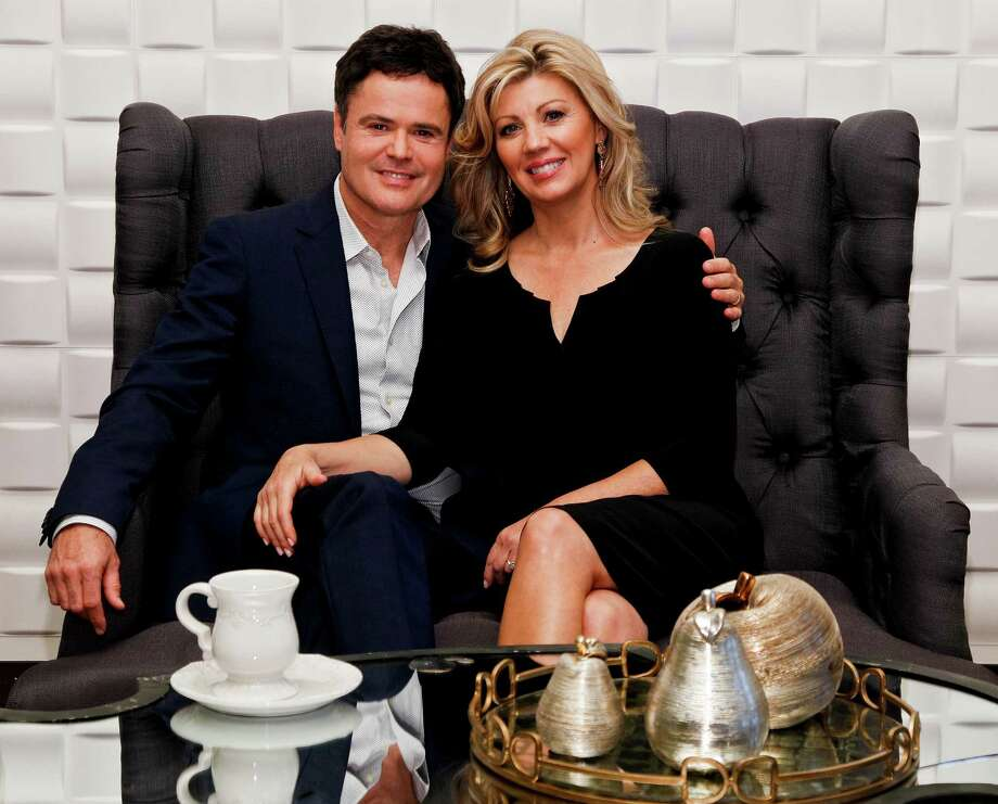 Donny and Debbie Osmond have launched Donny Osmond Home. Photo: Brian Ach, Contributor / 2013 Brian Ach