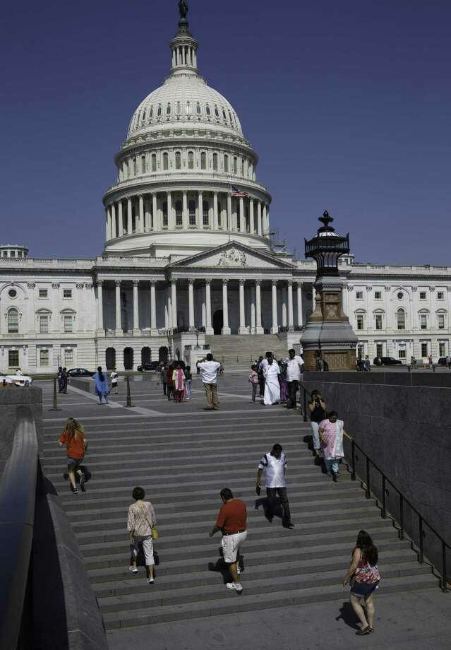 Congress is more polarized now than at any time since  Reconstruction. Photo: J. Scott Applewhite / Associated Press / AP