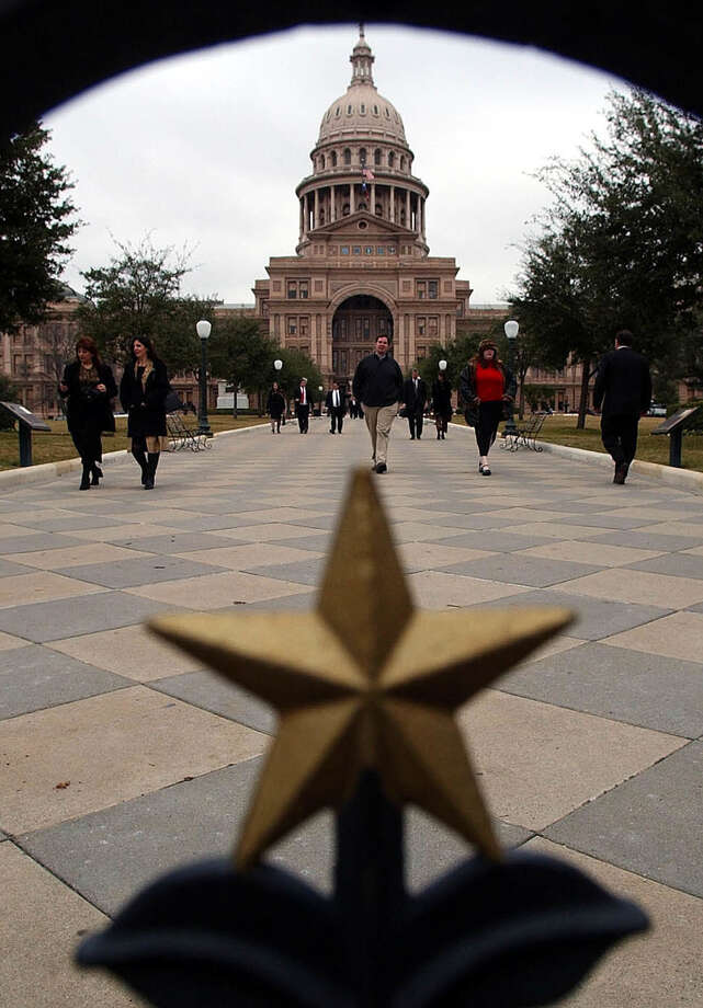 Texas legislators need to make drastic changes in the state's method of caring for intellectually and developmentally disabled Texans. Photo: Kin Man Hui / San Antonio Express-News / SAN ANTONIO EXPRESS-NEWS