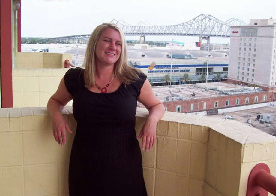 This undated photo provided by the The Cooper Firm on behalf of the Melton family shows Brooke Melton, who was killed in a car crash while driving her Chevrolet Cobalt near Atlanta in March 2010. The Melton family settled a wrongful death lawsuit against General Motors. The family's lawyers now want to reopen the case and show that GM fraudulently concealed a problem with the car's ignition switch. (AP Photo/Courtesy of the Melton family) Photo: HONS / Melton Family