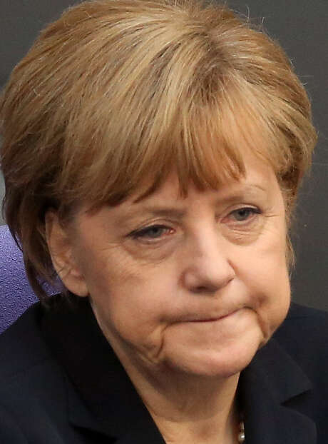 Chancellor Angela Merkel talked to President Barack Obama. / 2014 Getty Images