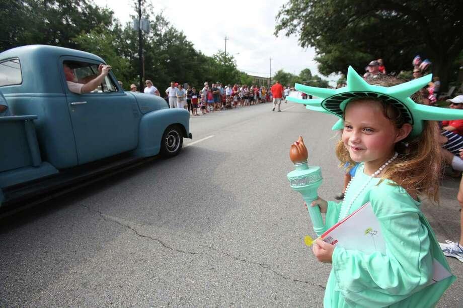 Photo: Mayra Beltran, Staff / © 2014 Houston Chronicle