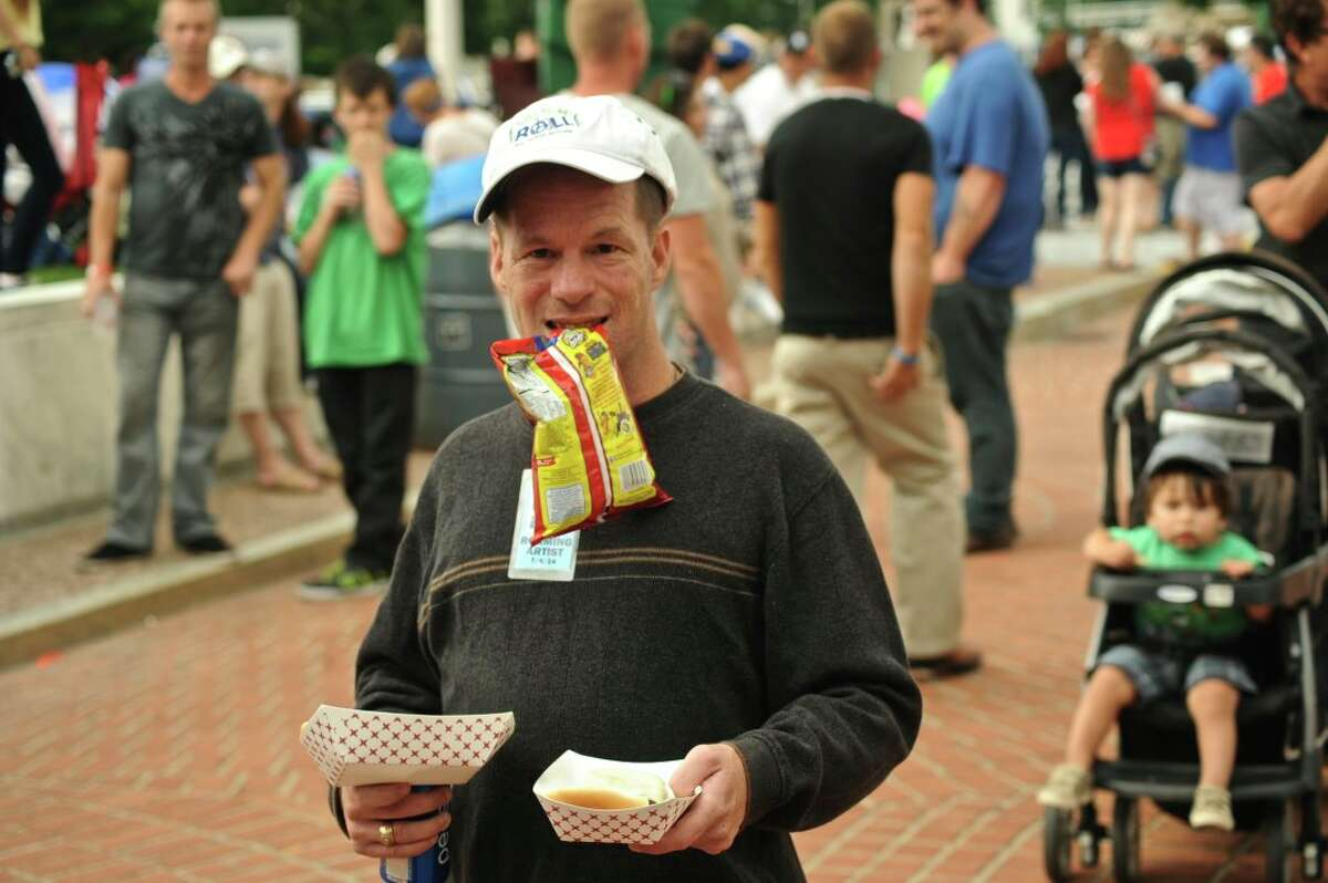 Were you Seen at New York State's 4th of July celebration, presented by Price Chopper, at the Empire State Plaza in Albany on Friday, July 4, 2014?