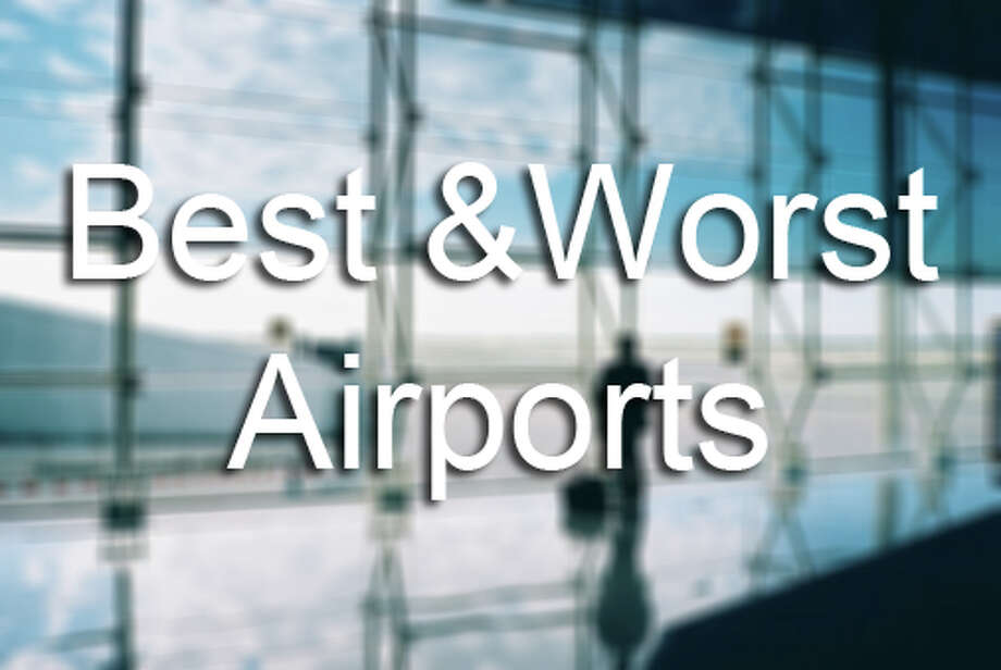 These are the best and worst airports in the U.S., according to Travel + Leisure. See where IAH ranks ... Photo: Clemens Fantur, Getty Images / Flickr Select
