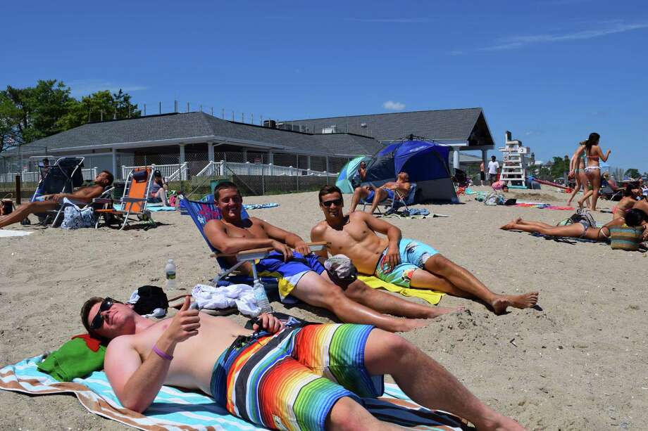 There are plenty of beaches in Southwestern Connecticut - where do you go when you want to relax in the sun? Click here to vote for your favorite local beach. Photo: Todd Tracy / Hearst Connecticut Media Group