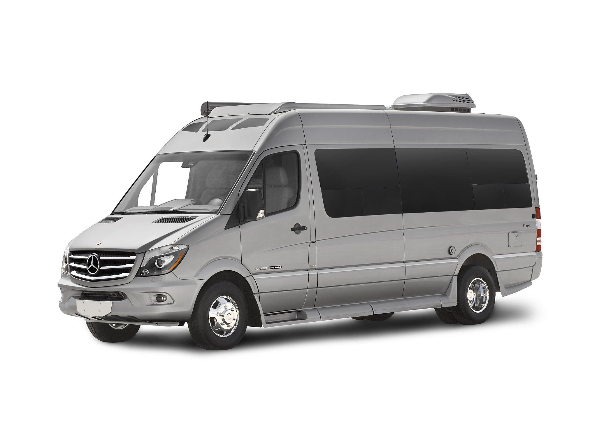 Camper Vans Simpler And Sleeker Than Rvs Gain Popularity