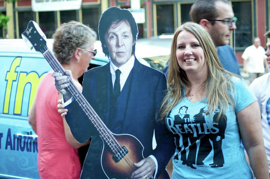 Were you Seen at the sold-out Paul McCartney concert at the Times Union Center in Albany on Saturday, July 5, 2014? Photo: Www.lifejourneyscaptured.com By Arlando Richard