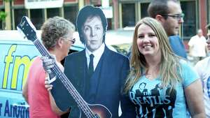 Were you Seen at the sold-out Paul McCartney concert at the Times Union Center in Albany on Saturday, July 5, 2014?