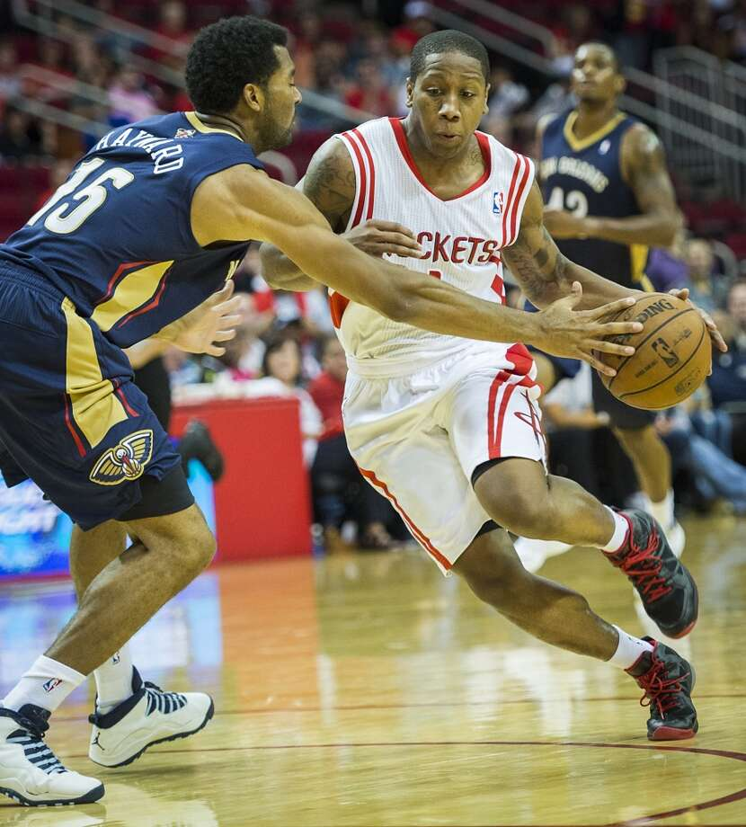 Orlando team:  Isaiah Canaan 6-0, 190 pounds Position: Point guard  The Rockets selected the guard with the 34th overall pick in the 2013 draft. He appeared in 22 games during the 2013-14 season. Photo: Smiley N. Pool, Houston Chronicle