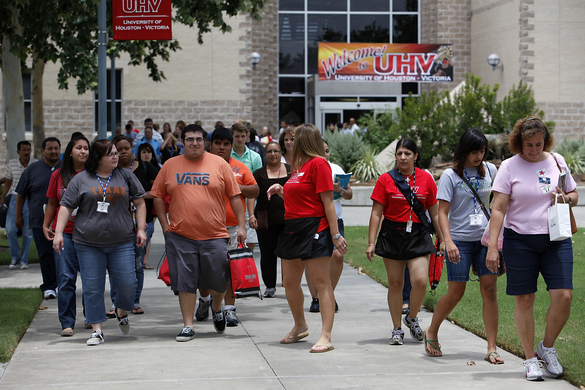 Uh Victoria Starts Presidential Search Houstonchronicle Com