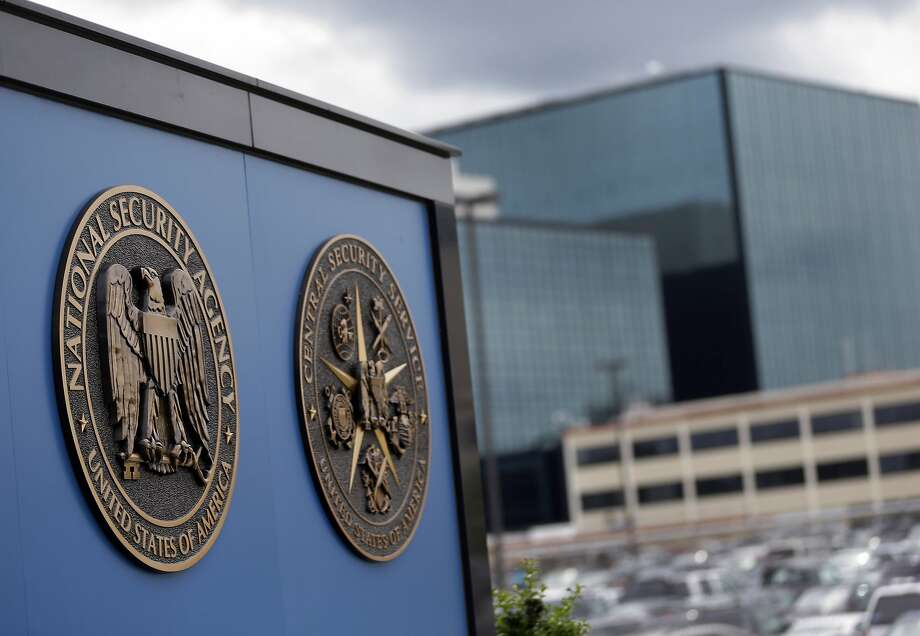 The NSA collected data of U.S. Internet users during its spying on foreign targets. Photo: Patrick Semansky, Associated Press