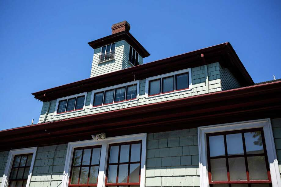 Wallingford Fire and Police Station -- 1629 N. 45th St. -- Added to the National Register of Historic Places on Jan. 27, 1983. Photo: JORDAN STEAD, SEATTLEPI.COM / SEATTLEPI.COM