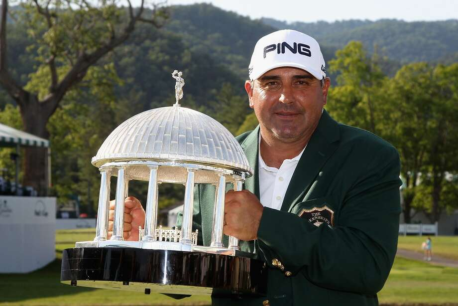 Angel Cabrera of Argentina is a U.S. Open and Masters champion. Photo: Todd Warshaw, Getty Images