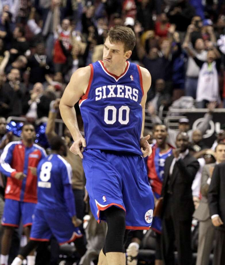 Spencer Hawes Power forward/Center Status: Agreed to four-year, $23 million deal with Los Angeles ClippersWith his shooting ability and size, Hawes was a hot name on the market for several teams, including the Rockets, Trail Blazers and Suns. Photo: H. Rumph Jr, Associated Press
