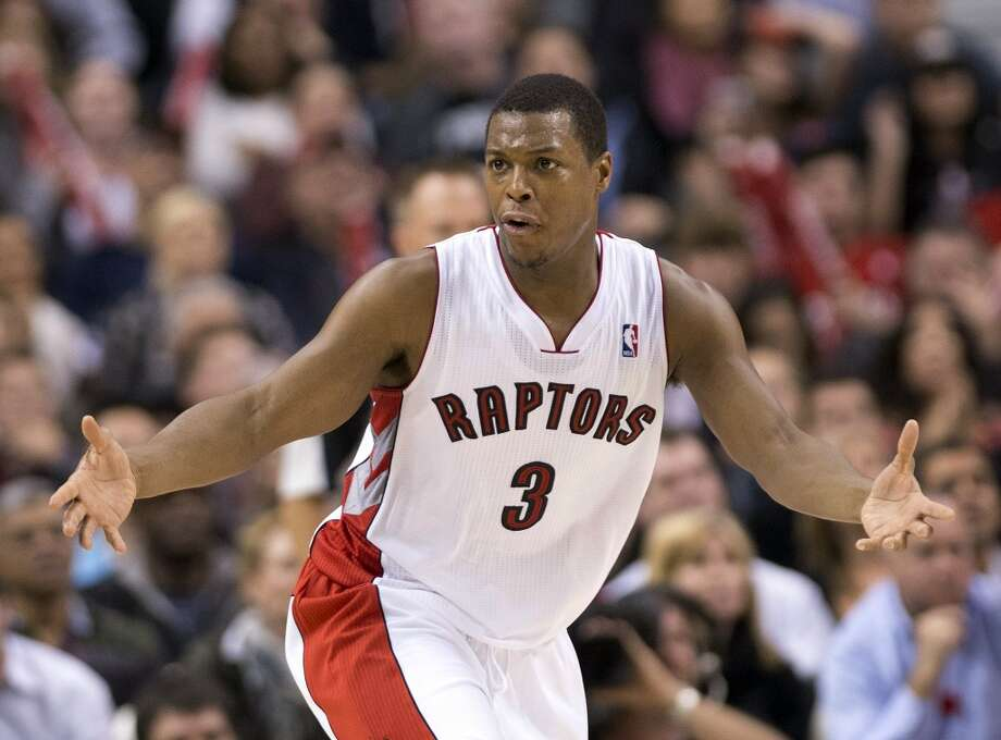 Kyle Lowry Point guard Status: Agreed to four-year, $48 million deal with Toronto RaptorsOn July 1, the first day of free agency, general manager Daryl Morey and coach Kevin McHale traveled to Philadelphia to meet with the former Rockets point guard. Despite interest from the Rockets,  Heat and Lakers, Lowry opted to remain with the Raptors as he agreed to a four-year, $48 million deal. Photo: Nathan Denette, Associated Press