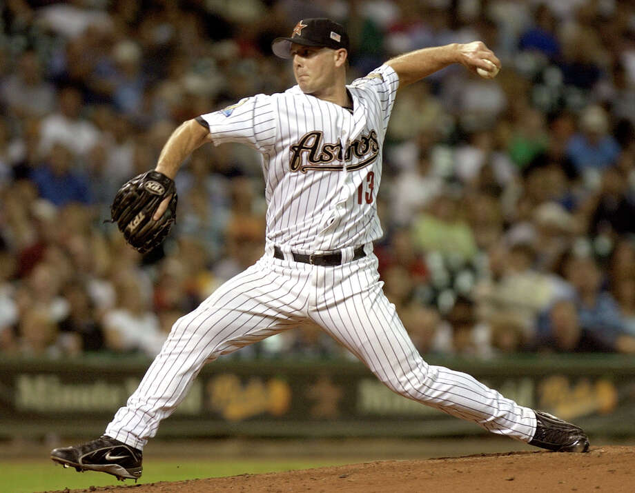 2001: Billy Wagner Wagner's second All-Star game ended after pitching 0.1 of an inning, one of the shortest outings in All-Star game history. Photo: BRETT COOMER, Chronicle / AP