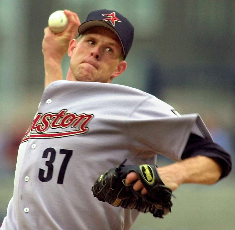 2000: Shane Reynolds Reynolds last All-Star season as an Astros player ended with a 7-8 record and a 5.22 ERA. Photo: GENE J. PUSKAR, AP / AP