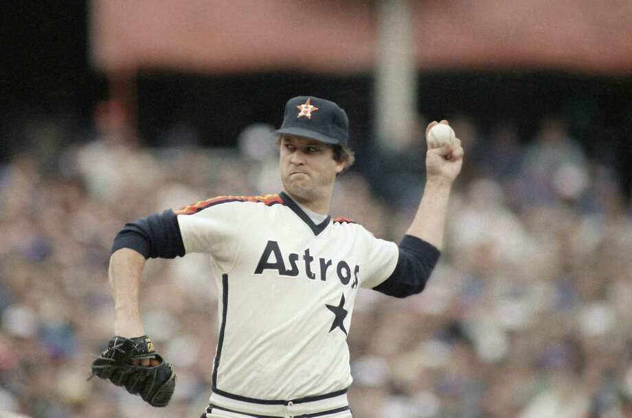 1981: Bob KnepperKnepper's first season as an Astro ended with a 9-5 record and a career low 2.18 ERA. Photo: Ray Stubblebine, ASSOCIATED PRESS / AP1986