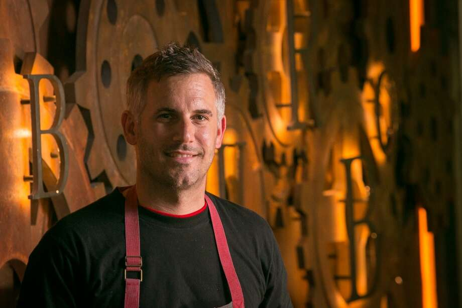Chef David Bazirgan of Dirty Habit restaurant in San Francisco, Calif., is seen on Thursday, June 26th 2014. Photo: Special To The Chronicle
