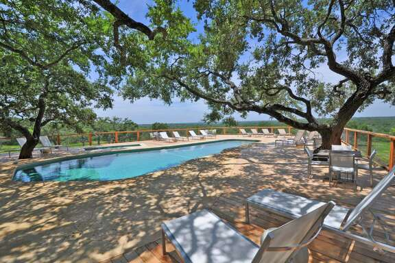 The Sage Hill Inn Above Onion Creek in Kyle has new upgrades such as an expanded pool deck.