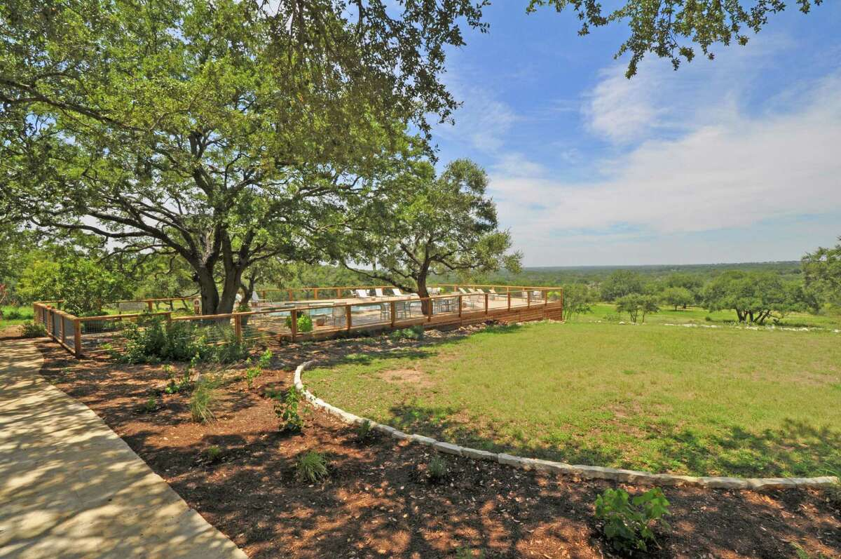 The Sage Hill Inn Above Onion Creek is in Kyle, on the outskirts of Austin.