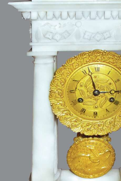 Nineteenth-century clocks are prominent examples of Southern craftsmanship and style.
