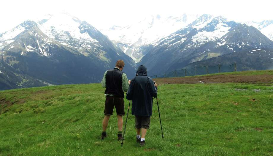 Inghams recently introduced the Learn to Yodel guided hike in the Austrian Alps. Photo: Amy Laughinghouse / Amy Laughinghouse
