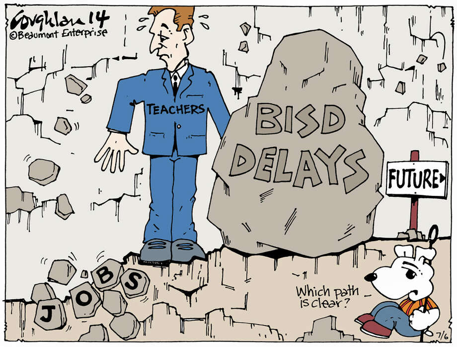 Andy Coughlan's cartoon for Sunday, July 6, 2014. Photo: Andy Couglan