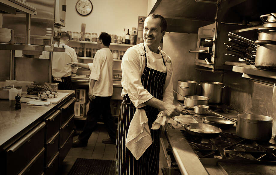 Daniel Causgrove, chef de cuisine at the Grill Room, Windsor Court Hotel, New Orleans. Photo: Windsor Court Hotel / Windsor Court Hotel