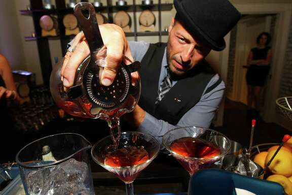 Tales of the Cocktail includes a whopping 274 events around New Orleans. Bartenders and cocktail aficionados come from all over the world for the festival.