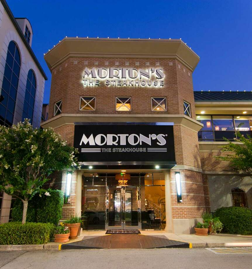 Morton's The Steakhouse offers more than 70 locations, including international restaurants. Photo: Landry's, Inc., Hc