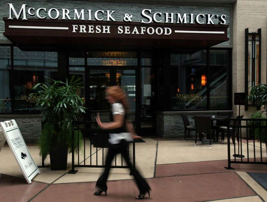Landry's bought McCormick & Schmick's Seafood Restaurant for $131.6 million in November 2011, also acquiring Morton's The Steakhouse. Photo: Mayra Beltran, Hc / © 2011 Houston Chronicle
